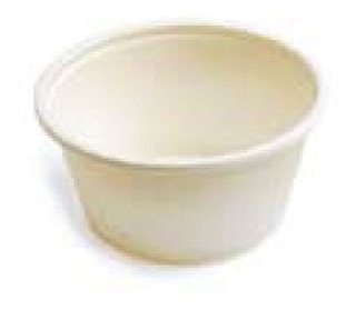 Souffle Cup 4 Oz Biodegradable Ecoshell 200 Pzas