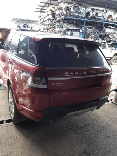 Sucata Range Rover Spt 3.0 2014 Diesel 292cvs