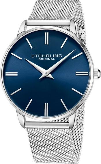 Relógio Stuhrling Masculino Garantia Original