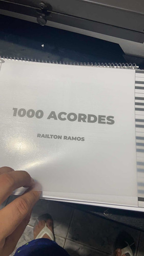 Imagem 1 de 1 de 900 Cifras Para Teclado