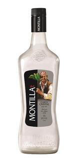 Montilla Carta Cristal Rum Nacional - 1l