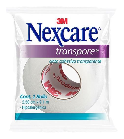 3m Transpore Home 2.5 Cm X 9.1 M