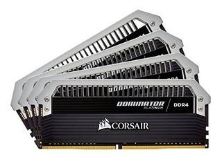 Corsair Dominator Platinum 32gb(4x8gb) Ddr4 2666