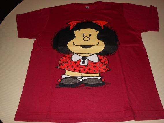 Remeras De Mafalda Humor Grafico Historieta - Quino