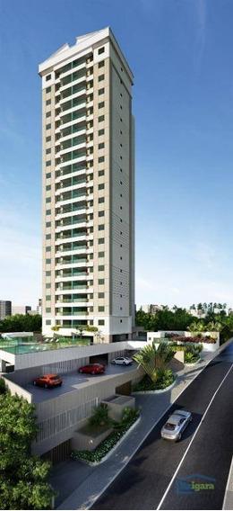 Apartamento Com 3 Dormitórios À Venda, 108 M² Por R$ 699.000,00 - Graça - Salvador/ba - Ap1343