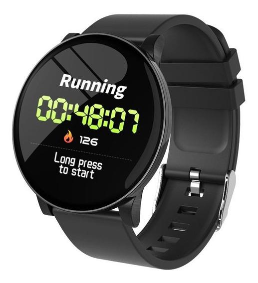 Reloj Inteligente W8, Pantalla Táctil Android Ios Resis Agua
