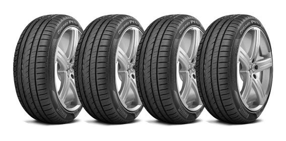 Kit X4 Pirelli 225/50 R17 98v P1 Cinturato Neumen Ahora18