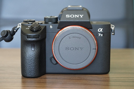 Sony A7 Iii Semi Nova
