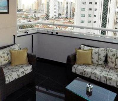 Apartamento Em Jardim Anália Franco, São Paulo/sp De 145m² 3 Quartos À Venda Por R$ 1.285.000,00 - Ap92040
