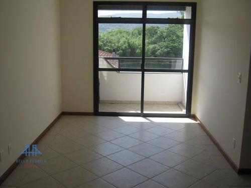 Imagem 1 de 8 de Apartamento Com 3 Dormitórios À Venda, 89 M² Por R$ 479.000,00 - Trindade - Florianópolis/sc - Ap2795