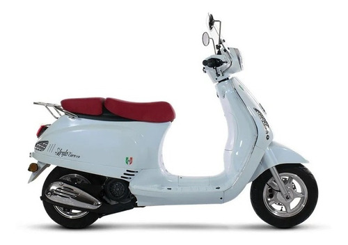 Motomel Strato Euro 150 Cc Scooter 0 Km 999 Motos