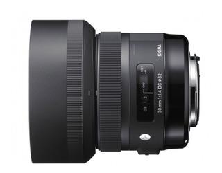 Sigma Lente 30mm F1.4 Dc Hsm Art/para Sony A (msi)