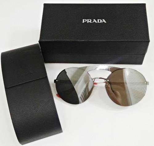 9e85e562c Oculos Prada Round - Óculos no Mercado Livre Brasil