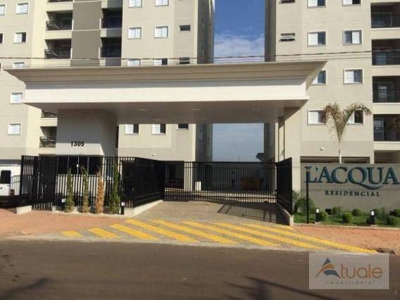 Apartamento Com 3 Dormitórios À Venda, 69 M² - Residencial Dona Margarida - Santa Bárbara D
