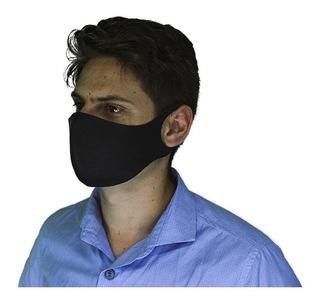 Kit 08 Mascaras Higiênica De Proteção Em Tnt Unissex Lavável