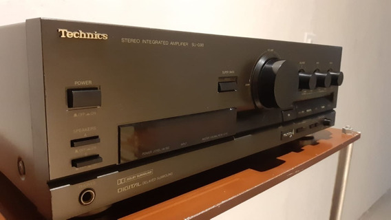 Amplificador Integrado Technics Su-g90