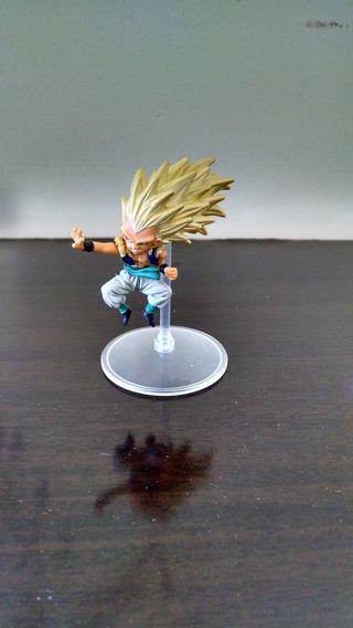 Dragon Ball Z Gotenks Super Saiyajin 3 Figura De Ação