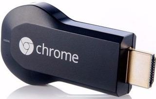 Google Chromecast Media Streaming