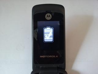 Celular Motorola Wx295 Com Defeito - 9155