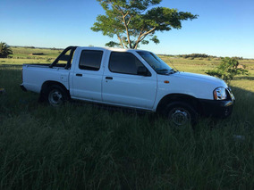Nissan Np300 Frontier Doble Cabina