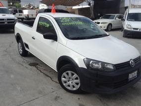 Volkswagen Saveiro 2015 1.6 Starline 5vel Llantas Nuevas!