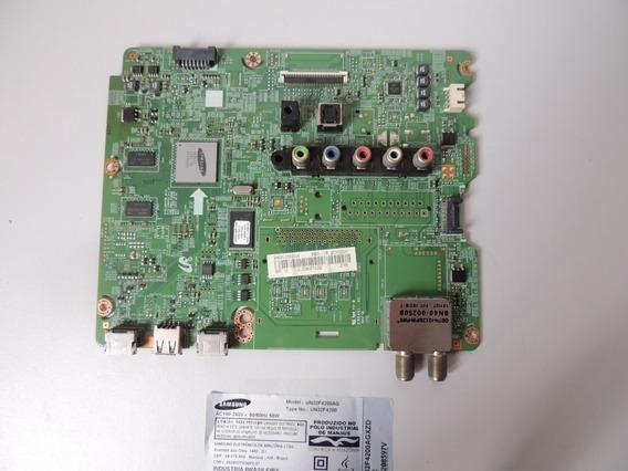 Placa Principal Tv Samsung Un32f4200ag - (bn91-10940w).
