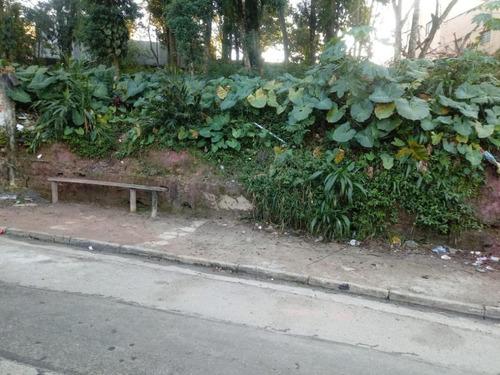 Terreno À Venda, 270 M² - Jardim Da Represa - São Bernardo Do Campo/sp - Te4295
