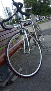 Bicicleta Titanio By Litespeed Triatlón Ruta / Permuto