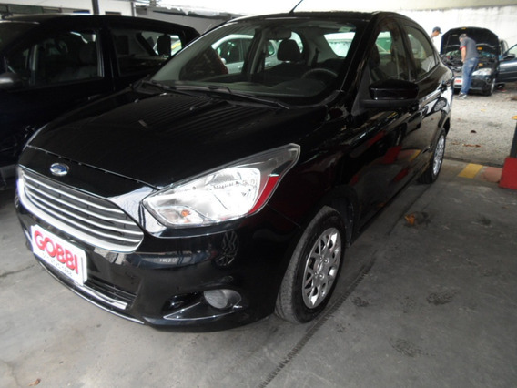 Ford / Ka + Sedan 1.5 12 V 2015 Preta