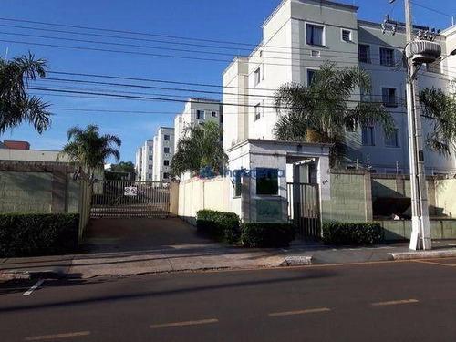 Apartamento Com 2 Dormitórios À Venda, 46 M² Por R$ 135.000 - Spazio La Ville -parque Jamaica - Londrina/pr - Ap1741