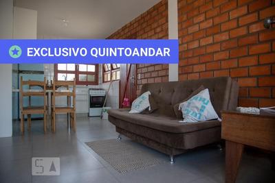 Casa Em Condomínio Mobiliada Com 2 Dormitórios E 1 Garagem - Id: 892920006 - 220006