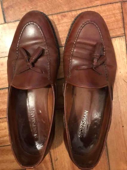 Zapatos Mocasines Tassel
