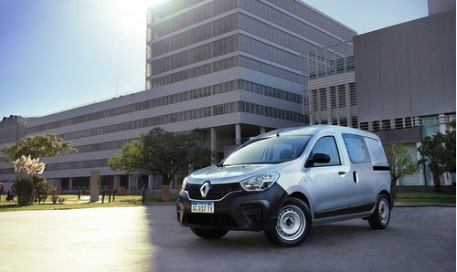 Renault Kangoo Ii Express Confort 5a 1.5 Dci Abril Md