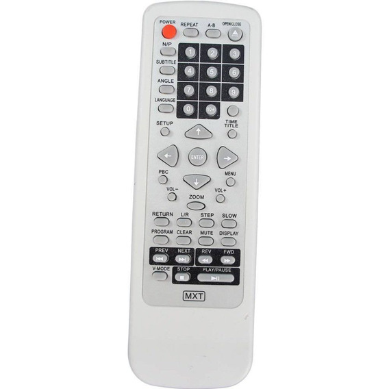 Controle Remoto Dvd Hypson C0786