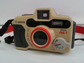 Máquina Fotografica Submarina Canon Prima As1