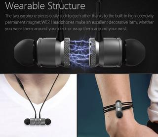 Fone Ouvido Bluetooth Sem Fio Esporte Corrida Recarregável