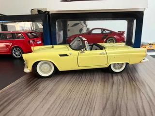 Ford Thunderbird 1/18 Road Tough Sucata!!!!