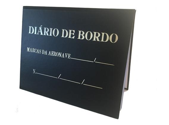 Diário De Bordo Anac 2019 Capa Dura