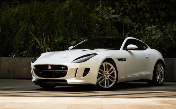 Jaguar F-type Coupe R 5.0l V8 Supercargado