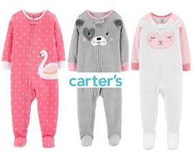 Macacão Pijama Fleece Carter