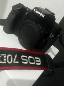 Corpo Canon 70d
