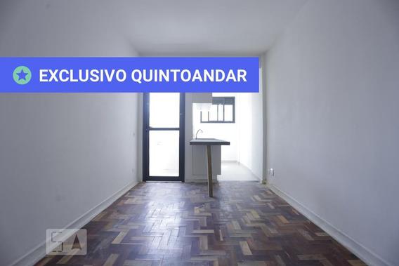Apartamento No 6º Andar Com 1 Dormitório - Id: 892996717 - 296717