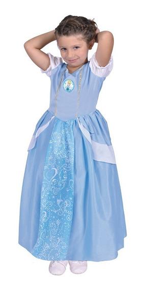 Disfraz De Cenicienta Disney Original New Toys