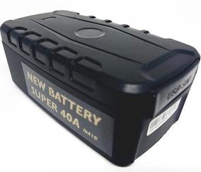 Veiculo Rastreado Super Inteligente Super Bateria E Ima