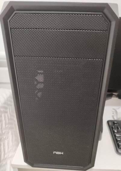Computador Ryzen 3 2200g 16 Gb Ddr 4 Ssd 128 Gb + 1tb 7200