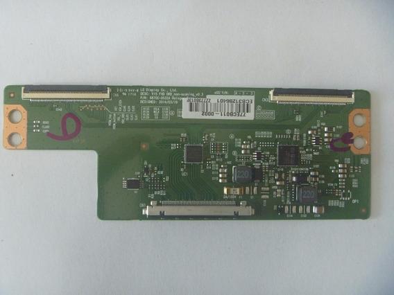 Placa T-con Lg P/n: 6870c-0532a V15 Fhd Drd V0.3