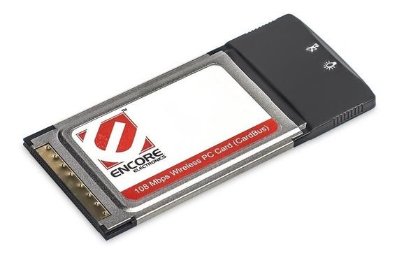 Wireless Lan Pc Card Encore 802.11g