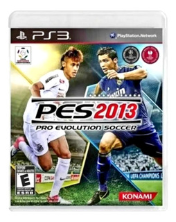 Juego Pro Evolution Soccer 2013 - Play Station 3
