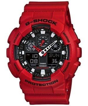 Relógio G Shock Ga 100b 4adr Original Nfe + Garantia