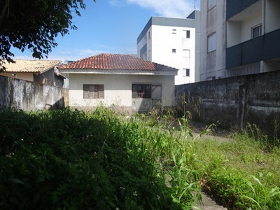 Casa Em Mongaguá Lado Praia, Lote Inteiro R$165 Mil Á Vista